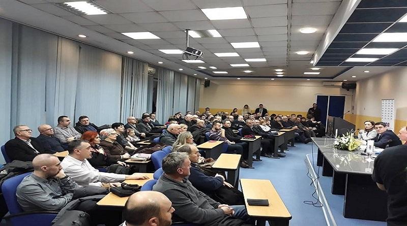 """U Tuzli održana tribina """"Aerozagađenje u Tuzli – analiza postojećeg stanja"""""""