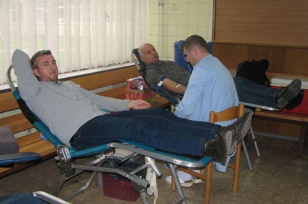 Izvor Selsebil: Akcija darivanja krvi 9.januara