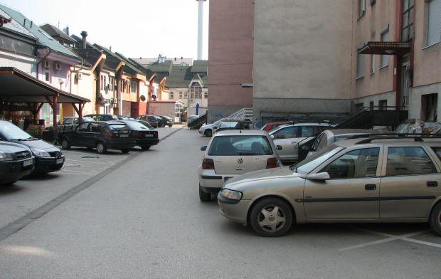 Prekomjerno poskupljenje parking mjesta