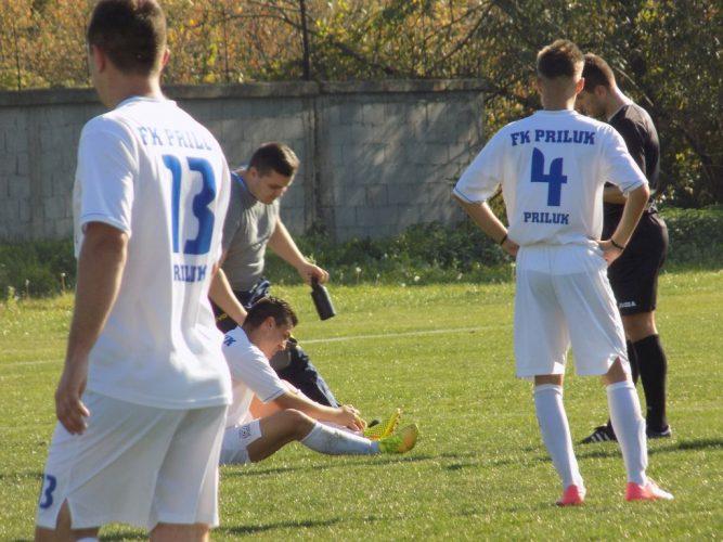 FK Priluk: Prozivka za pripreme u nedjelju