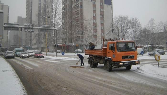 Sniježne padavine mogle bi odgoditi nastavu u školama na području TK