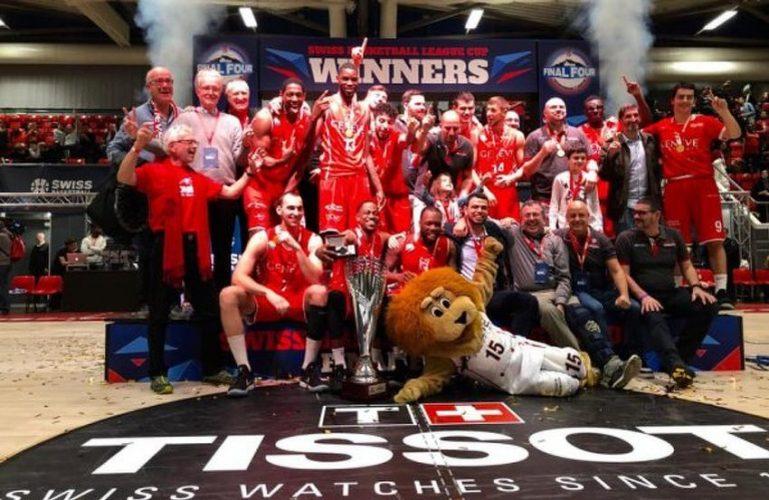Vedran Bosnić s Lionsima osvojio kup u Švicarskoj