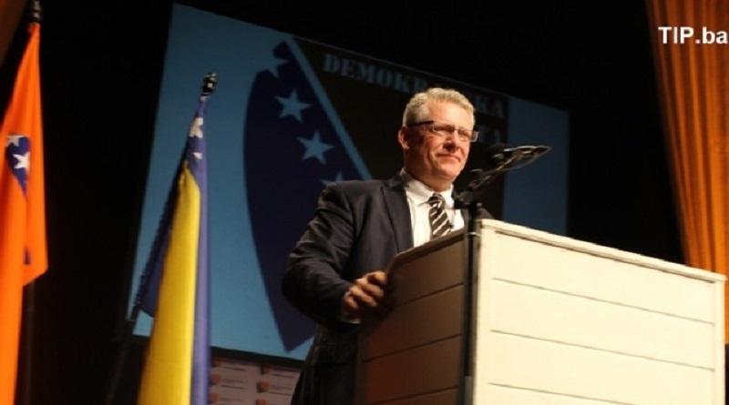 Predsjednik KO DF TK Zlatan Begić: 'DF neće razgovarati s PDA, Bh. blok mora opstati'