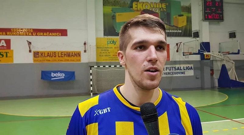 Amir Sumbić: RK Gračanica se mora boriti za prvo mjesto