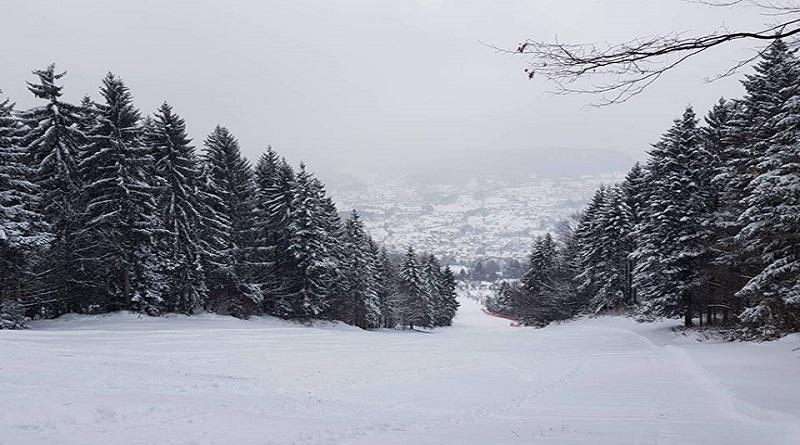 Sa Ski liftom Karaula, zimski turizam na području TK od sada atrakcija