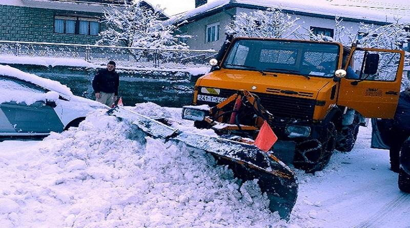 U Kladnju još na snazi stanje prirodne nesreće, situacija danas bolja jer nema padavina