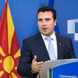 Zaev: Albanski je drugi službeni jezik u Makedoniji