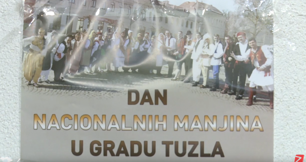 Dan nacionalnih manjina u Tuzli