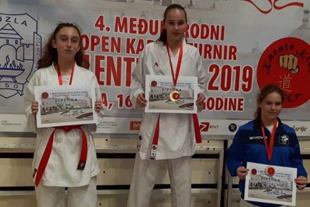 KBS Seiken: Osvojili 9 medalja