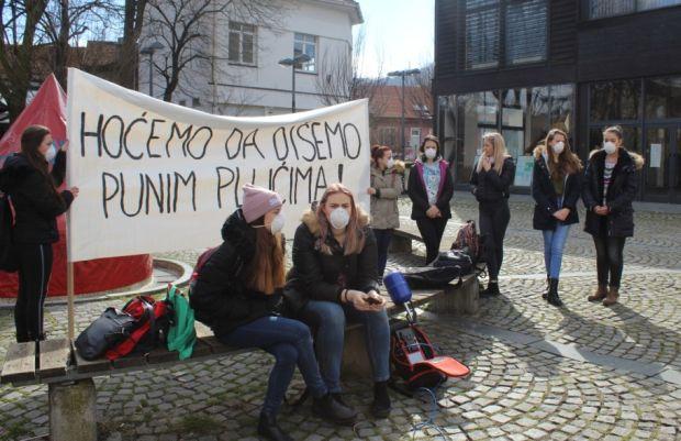 Mlade liderke: Hoćemo da dišemo punim plućima