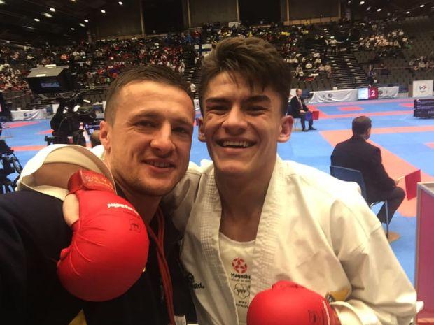 Karate: Čajićeva bronza na EP za BiH