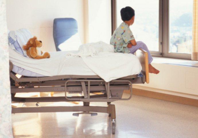 UKC Tuzla: Najmlađi pacijenti pohađaju nastavu u posebno uređenoj prostoriji