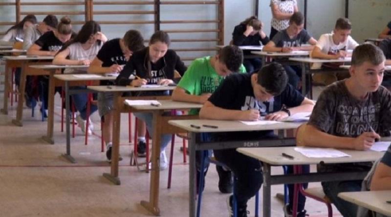 Eksterna matura za osnovce u TK zakazana za 9. maj
