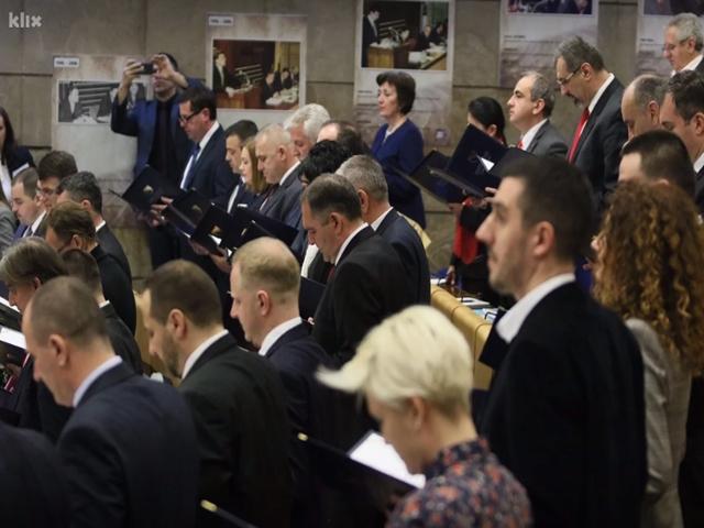 Konstituirajuća sjednica DNPFBiH: Tadić predsjedavajući Doma naroda, Čampara zamjenik iz reda Bošnjaka?