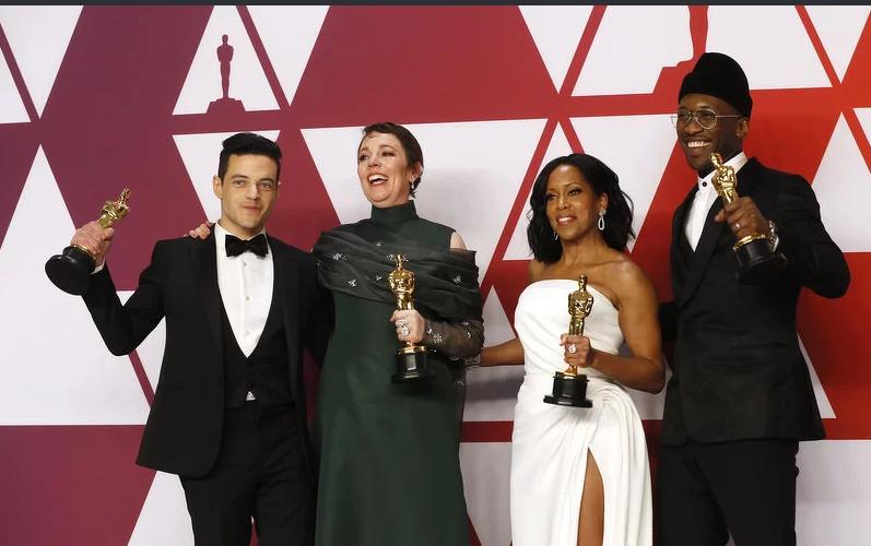 """Oscara za najbolji film osvojio """"Green Book"""", a najbolji glumci su Olivia Colman i Rami Malek"""
