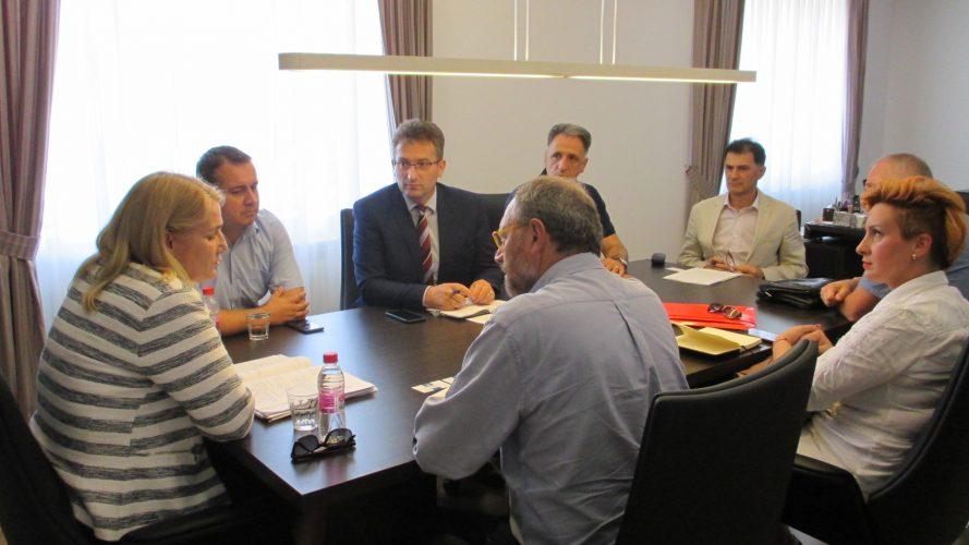 Predstavnik italijanske Agencije za razvojnu saradnju zadovoljan radom vladinog i civilnog sektora