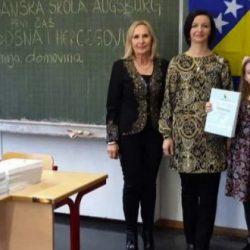 U Augsburgu počela sa radom dopunska škola na bosanskom jeziku