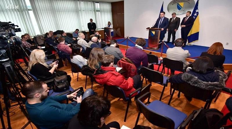 Visoki zvaničnici poslali poruke jedinstva uoči EYOF-a: Živimo sretne dane