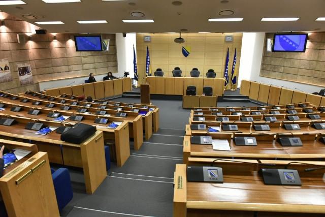 CIK: Stekli se uslovi za konstituiranje Doma naroda