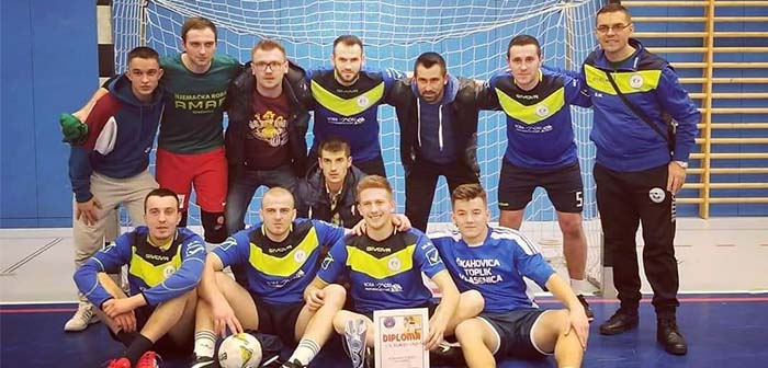Futsaleri Gračanice protutnjali Grazom