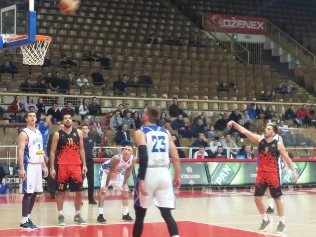 Košarkaši Slobode igraju dva susreta s Cedevitom
