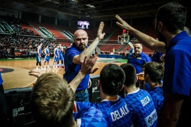 Košarkaši BiH ponovo se okupili u Zenici