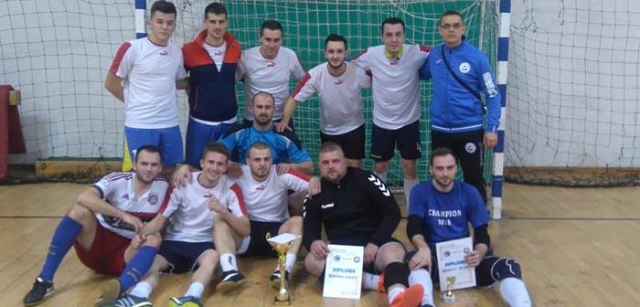 Futsaleri iz Gračanice na turniru u Grazu