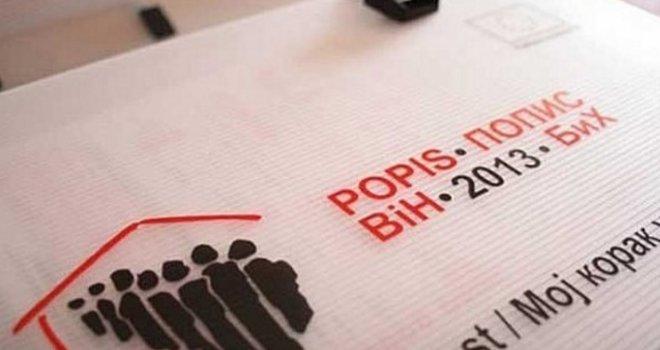 BiH jedina u Evropi neće imati popis 2021.