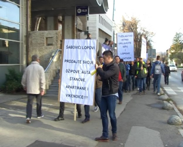 UG 15.maj Tuzla: Odgođeni protesti