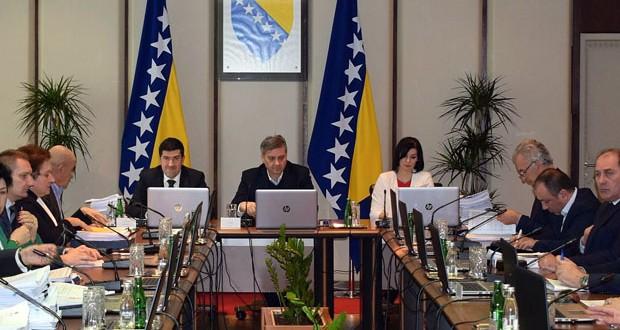 Vijeće ministara danas će pokušati usvojiti nacionalni program za NATO