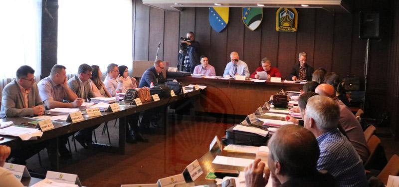 Banovići: Općinsko vijeće razmatralo rad javnih institucija (VIDEO)