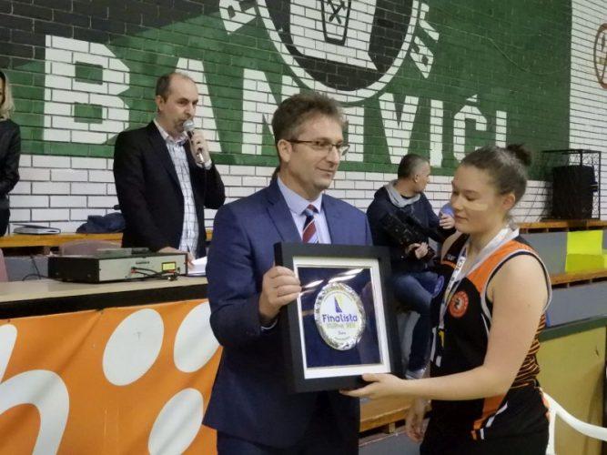 Banovićanke odbranile titulu osvajačica Kupa BiH