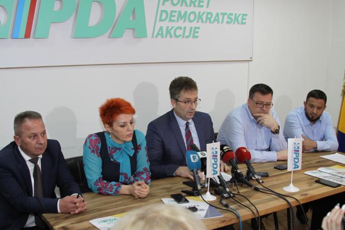 Obilježena prva godišnjica PDA BiH