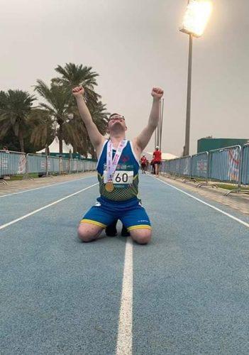 Gračanlija Hasan Sejdinović osvojio zlatnu medalju na Svjetskim igrama Specijalne olimpijade