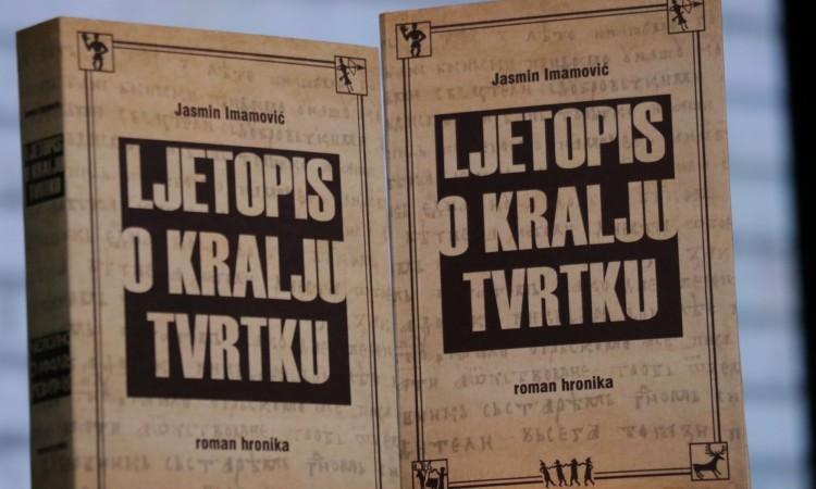 Promocija romana 'Ljetopis o kralju Tvrtku' 23.marta u Narodnom pozorištu Tuzla