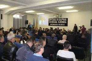 Održana svečana sjednica Općinskog vijeća u povodu 21. godišnjice Općine Sapna