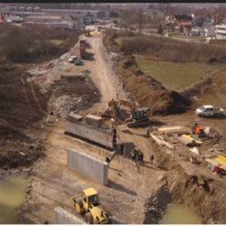 Uskoro novi moderni most na putu Živinice – Dubrave /VIDEO/