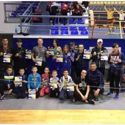 Na Palama održano državno prvenstvo u kick boksu: Nova priznanja za Golden team iz Kalesije