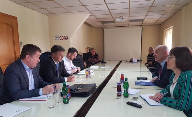 Delegacija Vijeća Evrope u Gradačcu