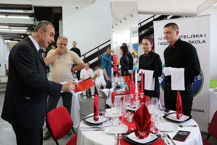 Takmičenje učenika turističko-ugostiteljskih škola će biti održano u Lukavcu