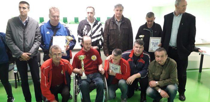 Streljačko invalidski klub Tuzla ostvario zapažene rezultate na turniru u Sarajevu