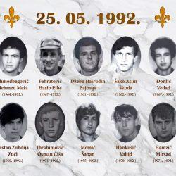 DAN KADA JE ODBRANJENA GRAČANICA: Bitka na Zečevom gaju 25. 05. 1992.