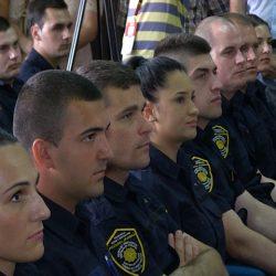 TK dobio 59 novih policijskih službenika