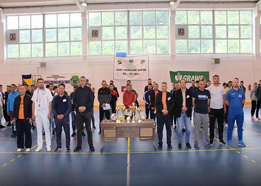 U Sapni odigran 1. bajramski malonogometni turnir