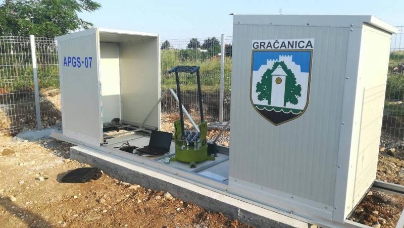 Gračanica:Započeti radovi na instaliranju stanica protivgradne zaštite