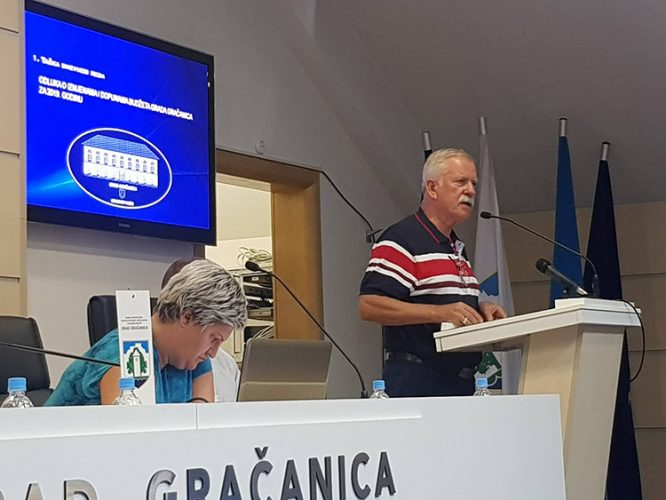 Održana 4. Sjednica Gradskog vijeća Gračanica