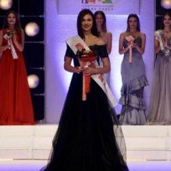 Amina Smajić iz Kladnja je nova Miss Federacije Bosne i Hercegovine