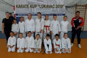 """Karate kup """"Lukavac 2019"""": 18 medalja za članove KBS ORKKA"""