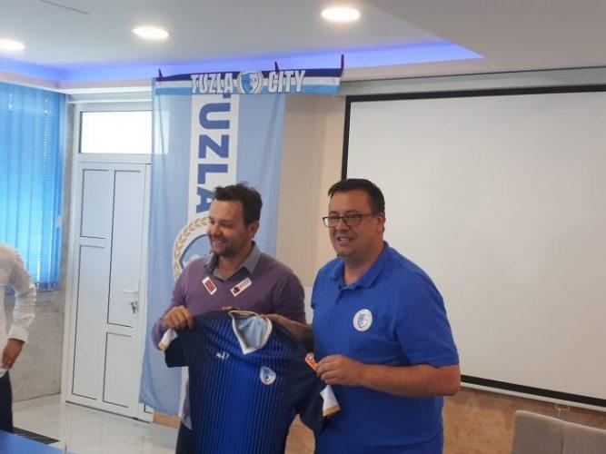 Tuzla City želi biti u vrhu tabele – Elvir Baljić preuzeo kormilo ekipe