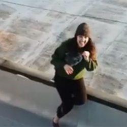 U karantinu našao djevojku pomoću drona (VIDEO)